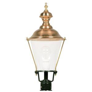 K. S. Verlichting Soklové světlo K4b měď, zelená
