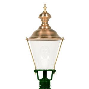 K. S. Verlichting Sloupkové svítidlo M29, zelené
