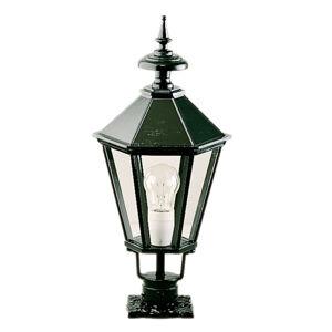 K. S. Verlichting Sloupkové svítidlo K7c, zelené