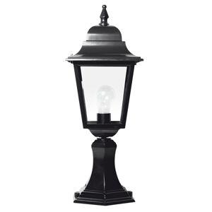 K. S. Verlichting Dekorativní sloupkové svítidlo Sorrento černé