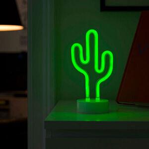 Konstmide SEASON LED dekorativní světlo kaktus, na baterie