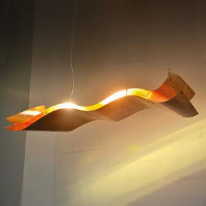 Knikerboker Knikerboker A Tempo Perso - zlacené závěsné světlo