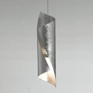 Knikerboker Knikerboker Hué závěsné světlo stříbrné, jednozdr