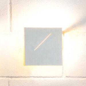 Knikerboker Knikerboker Des.agn - LED nástěnné světlo bílé