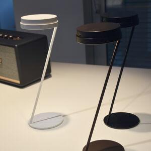 Knikerboker Knikerboker Zeta LED stolní lampa senzor USB hnědá