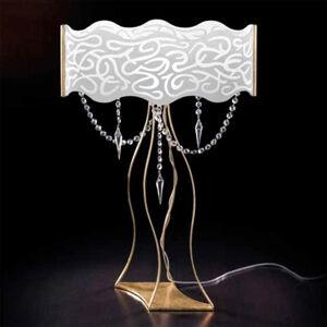 PATRIZIA VOLPATO Stolní lampa Marea 66 cm