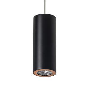 LEDS-C4 LEDS-C4 Pipe závěsné světlo, černá-zlatá