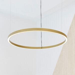 Luceplan Luceplan Compendium Circle 110cm, mosaz