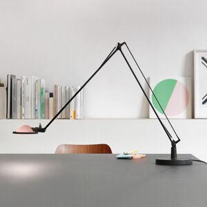 Luceplan Luceplan Berenice stolní lampa 15cm, černá-růžová
