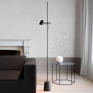 Luceplan Luceplan Counterbalance LED stojací lampa, černá
