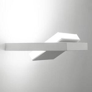 Linea Light LED nástěnné světlo Tablet W1, šířka 16 cm, bílé