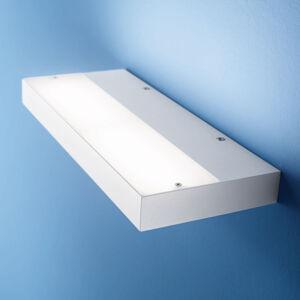 Linea Light LED nástěnné světlo Regolo, délka 24 cm, bílá