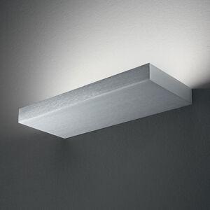 Linea Light LED nástěnné světlo Regolo, délka 32,3 cm, hliník