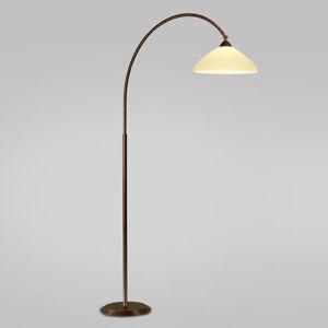 Lam Obloukové svítidlo Samuele vyložení 120cm, krém