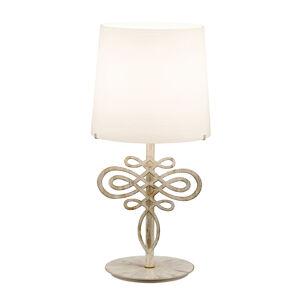 Lam Stolní lampa 4421/1L, tundra bílá