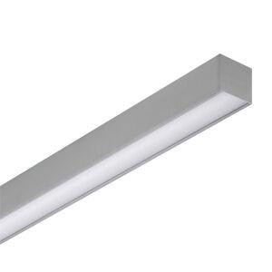 Lenneper LKPW075 LED nástěnné světlo, 4000K stříbrná