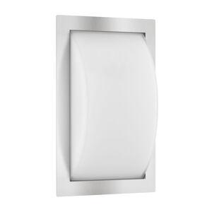 LCD Venkovní nástěnné světlo Ivett E27 nerezová ocel