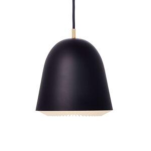 LE KLINT LE KLINT Caché - závěsné světlo, černé, 20 cm