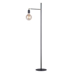 Lis Poland Stojací lampa Stik s klouby, černá