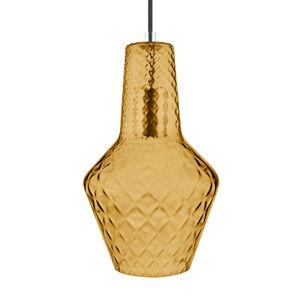 LEDVANCE LEDVANCE Vintage 1906 Carved Pendant Bottle oranž
