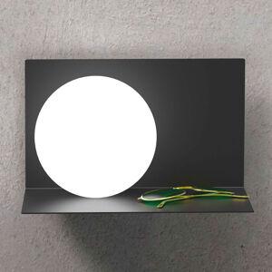 Marchetti Nástěnné světlo Balance vlevo, černá