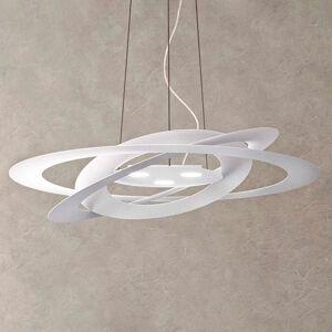 Marchetti LED závěsné světlo Afelio bílá