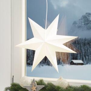 Markslöjd Papírová hvězda Duva k zavěšení, 45 cm