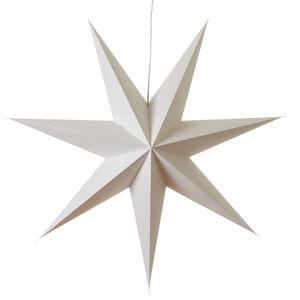 Markslöjd Papírová hvězda Duva k zavěšení, 100 cm