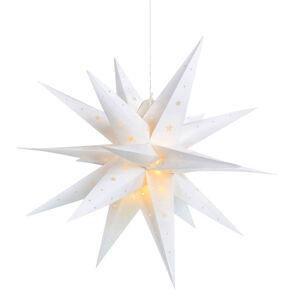 Markslöjd LED hvězda Vectra 3D pro venkovní použití Ø 60 cm