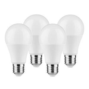 Müller-Licht LED žárovka E27 A60 9W 2700K matná 3+1 sada
