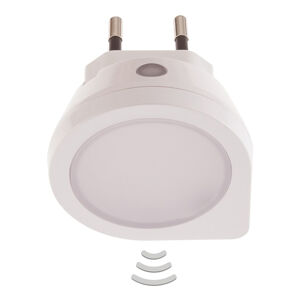 Müller-Licht LED zásuvkové noční světlo Luna senzor