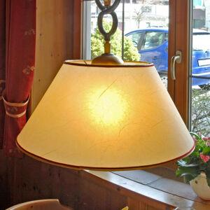 Menzel Menzel Provence Chalet - závěsné světlo ve žluté