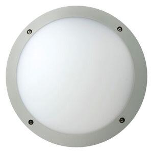 Megaman Stabilní LED stropní svítidlo Fonda kulaté stříbro
