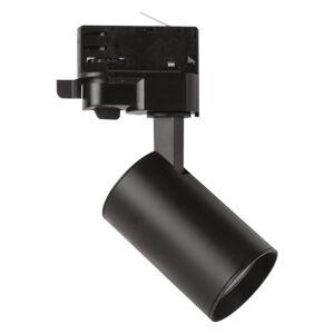 Megaman LED spot MarcoMini 3fázová kolejnice černá 2800K