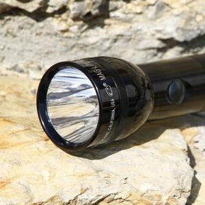INC., INC. Maglite LED kapesní svítilna 3 D-Cell, černá