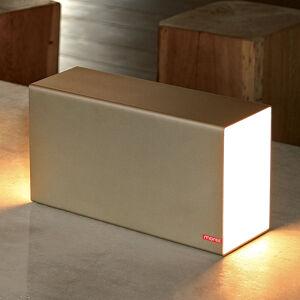 Moree ERASER 380 - vytahovací stolní lampa, šampaňská