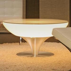 Moree Svítící stůl Lounge Table LED Pro Accu H 45 cm