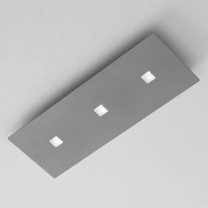 ICONE ICONE Isi - LED stropní svítidlo decentní šedá