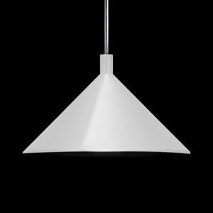 Martinelli Luce Martinelli Luce Cono závěsné světlo bílá, Ø 30 cm