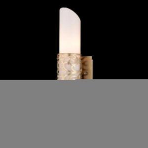 Maytoni Trubkové skleněné nástěnné světlo Venera - zlaté