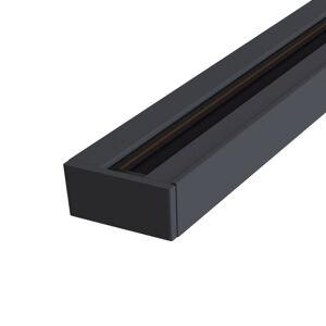 Maytoni 1fázová kolejnice Track v černé, 200 cm