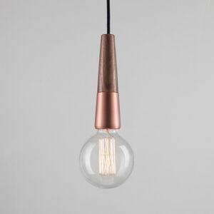 Nordlux Závěsné světlo Stripped ze směsi materiálů