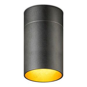 OLIGO OLIGO Tudor M LED stropní svítidlo 18,5cm černozl