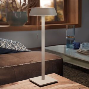 OLIGO OLIGO Glance LED stolní lampa kašmír