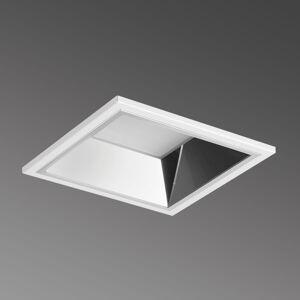 OMS Noviel M PRE hranatý LED podhledový spot 3000K