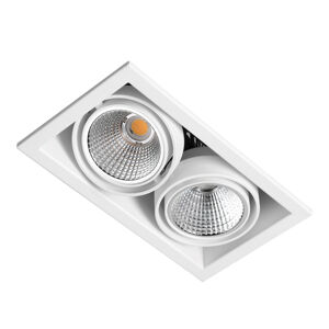 OMS Zipar Duo Recessed LED podhledový spot 39W, 4 000K