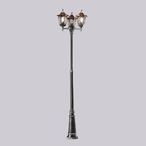 Orion Pouliční svítilna Antoine 3 žárovky