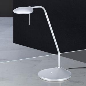 Orion Stolní lampa LED Cobra, barva světla nastavitelná