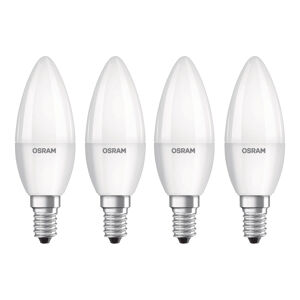 OSRAM OSRAM LED svíčka E14 Base Retro 5,7W 4 2700K