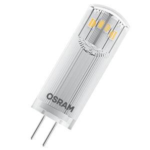 OSRAM OSRAM LED žárovkaG4 Star Pin 1,8W matná 4.000K